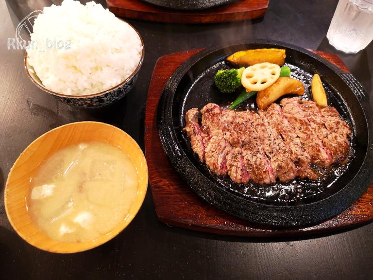 肉が一番は790円(税込)コスパ最強定食がおいしい!(福岡/焼き肉)