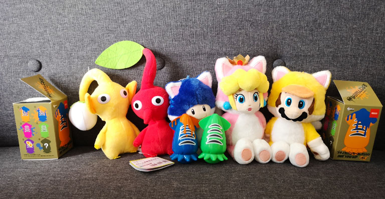 Nintendo TOKYO|任天堂ショップで購入したグッツ